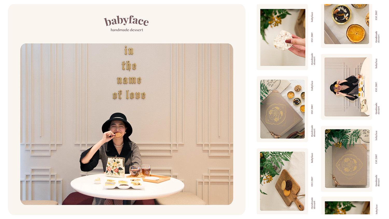  廢物人妻 - 喜餅推薦 試吃/台中-Babyface Bakery手工喜餅/融合經典歐風的美味喜餅,更是眾多新人傳遞幸福的首選喜餅